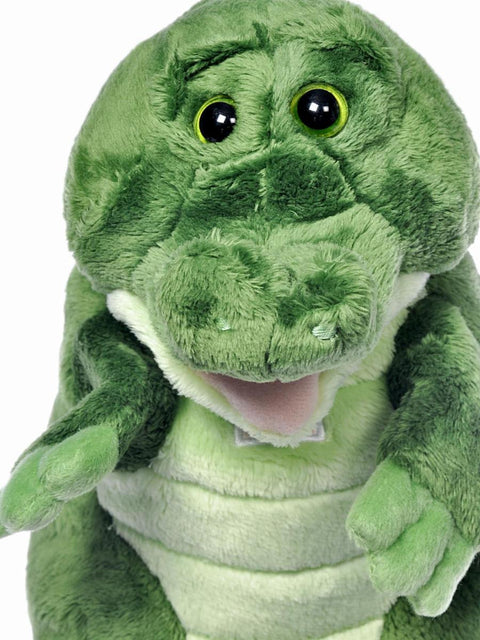 Trudi- Puppet Crocodile (25cm) - SuperSmartChoices - 1