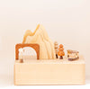 Wooderfulife Music Box-Cave & Train - SuperSmartChoices - 2