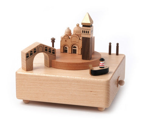 Wooderful Life Music Box - Venice - SuperSmartChoices - 1