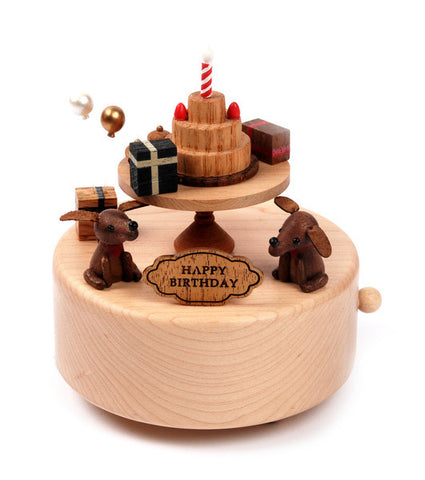 Wooderfulife Music Box_Birthday Cake - SuperSmartChoices - 1