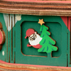 DIY Wooden Music Box AM46 - Christmas Town