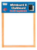 Magnetic Whiteboard and Chalkboard