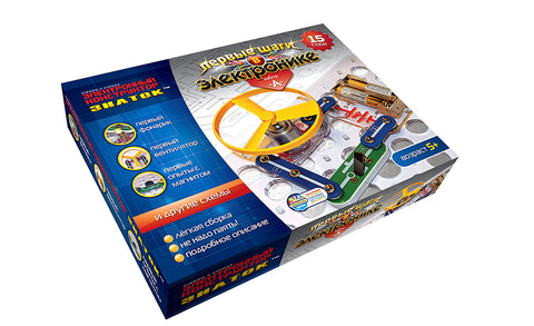 ZNATOK Cool Experiments of Electronics Circuits Discovery Kit Set 15A