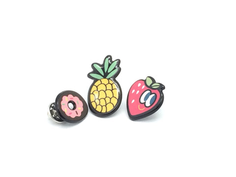 Heart Design Cute Pins #11