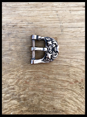 Viking Borre Belt Buckle