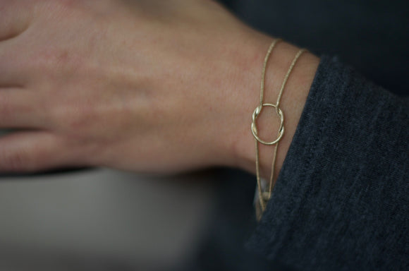 Knot Today Bracelet