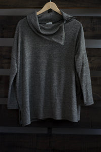 Bennett Cowl Neck Sweater