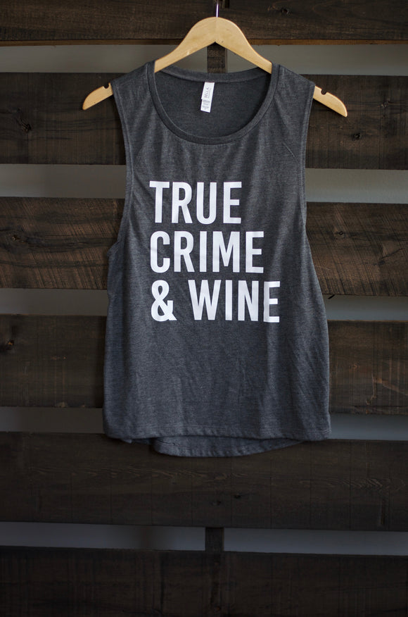 True Crime & Wine