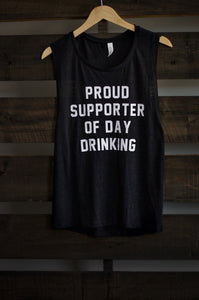 Proud Supporter of Day Drinking