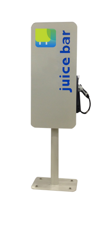 Mini Bar ™  Single by Juice Bar® Electric Vehicle Charging Station