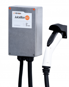 JuiceBox 40 Amp / 10kW Electric Vehicle Charging Station