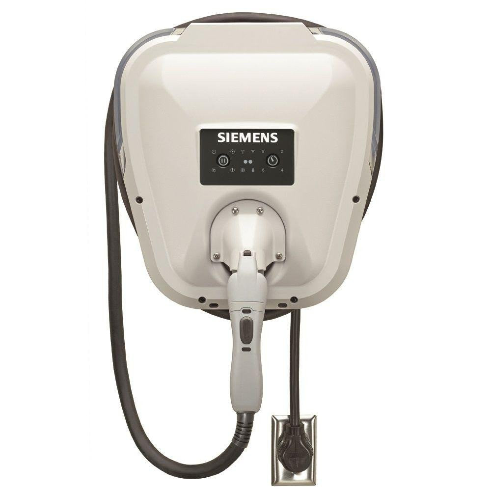 Siemens VersiCharge Electric Car Charger with Plug VC30GRYU