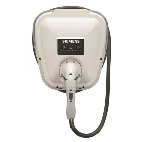 Siemens VersiCharge Electric Car Charger Hard Wired - VC30GRYHW