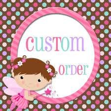 Ask for a Customer order