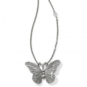 Solstice Butterfly Large Necklace