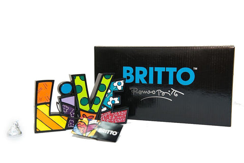 Britto Shelf Sitter... Live