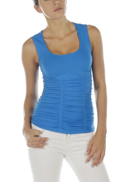 3 Panel Rouched Tank