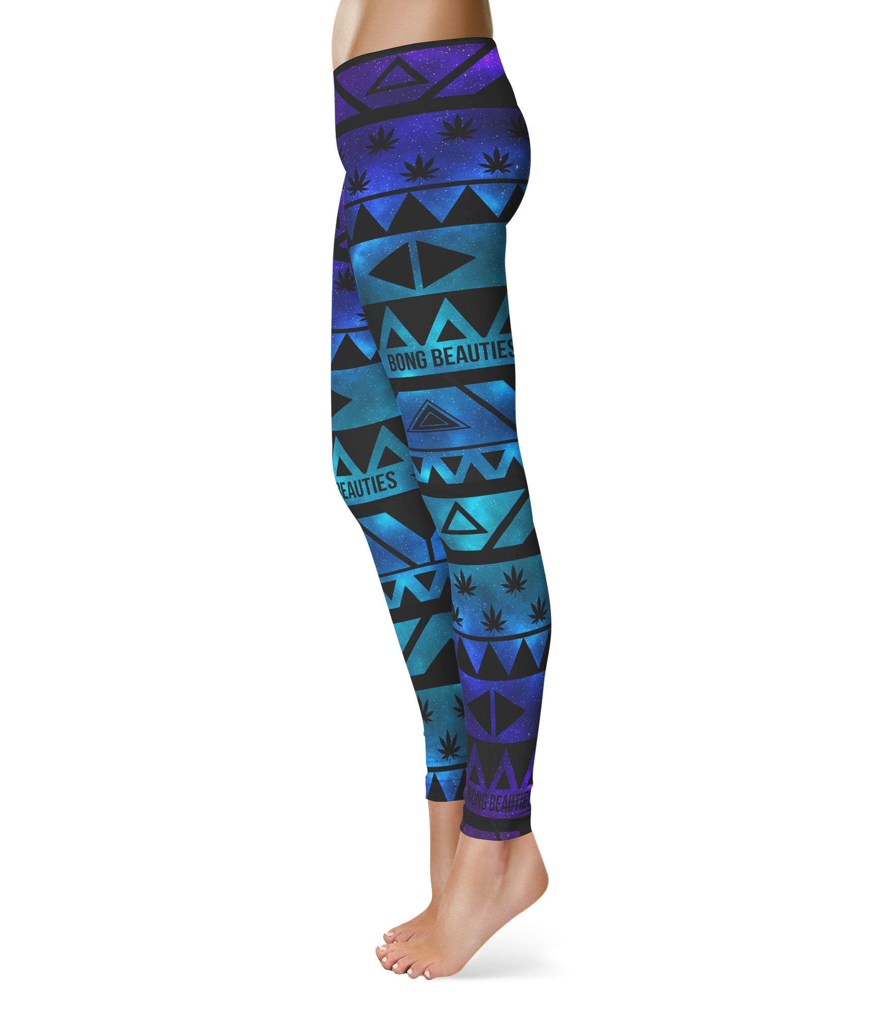 Aztec Galaxy Leggings