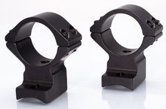 Ruger American (Short Action) Alloy Light Weight Ring Base Combination (xxx725 series) - store.TalleyScopeRings.com - 1