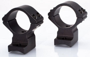 Browning B.A.R. / B.P.R. / B.L.R. Alloy Light Weight Ring Base Combination (xxx711 series) - store.TalleyScopeRings.com