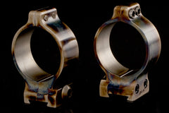 Premium Steel Scope Rings - Quick Detach w/ Lever (5..x, 6..x, 34L..x, series) - store.TalleyScopeRings.com - 5