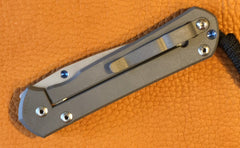 Chris Reeve Large Sebenza 21, Plain, Right Handed - store.TalleyScopeRings.com - 4