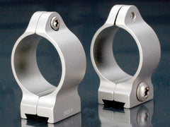 Premium Steel Scope Rings - Fixed Rings (10000x, 30000x series) - store.TalleyScopeRings.com - 2
