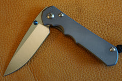 Chris Reeve - Large Sebenza 25, right handed - store.TalleyScopeRings.com - 3