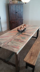 Custom order Farmhouse Dining Table