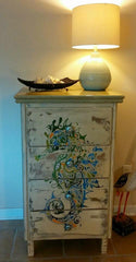 Seahorse Chest designed by Echo and Ben