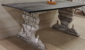 Artisan dining table