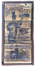 Music Man Vintage Style Wall Art