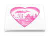 Pink Canton Heart Foldovers , Paper Goods - TPP, The Pink Pagoda  - 1
