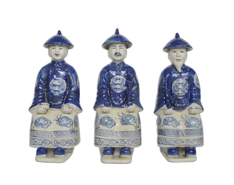 Qing Royal Figures