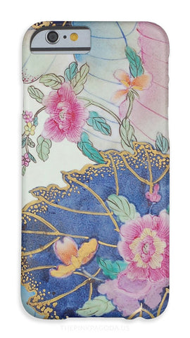 Tobacco Leaf Phone Case , Phone Case - TPPPC, The Pink Pagoda