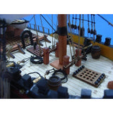Handcrafted Nautical Decor Master And Commander Hms