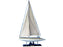 Wooden Australia 2 Limited Model Yacht 40 inch