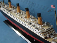 My Parlor Room - RMS Olympic Limited Model Cruise Ship 40 inch - My Parlor Room