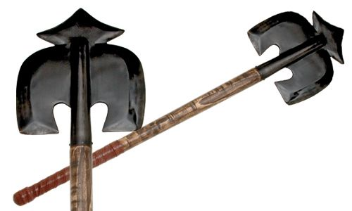 Swords from Spain - Conan the Barbarian: Simple Axe of Rexor by Marto of Toledo Spain - Official Licensed Reproduction - My Parlor Room