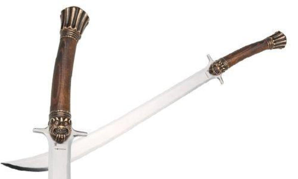 Swords from Spain - Conan the Barbarian: Sword of Valeria by Marto of Toledo Spain (Bronze) - Official Licensed Reproduction - My Parlor Room