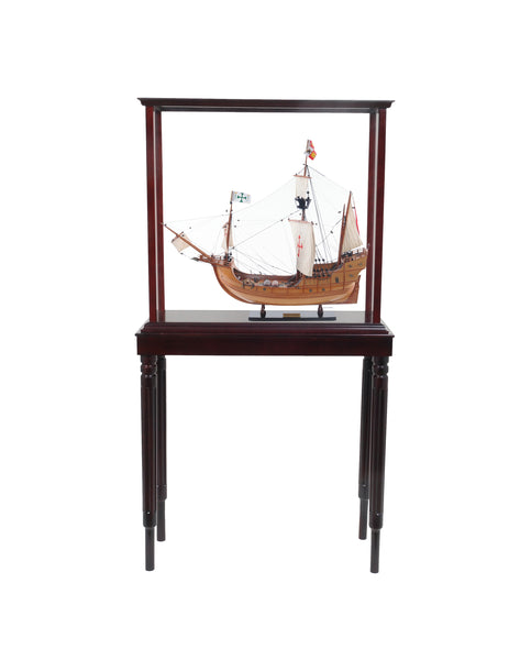 MPROH - Display Case for Tall Ship L40 with Legs - My Parlor Room