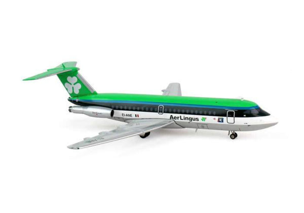 DW - AVIATION200 AER LINGUS COMMERCIAL MODEL PLANE SCALE: 1/200 - My Parlor Room