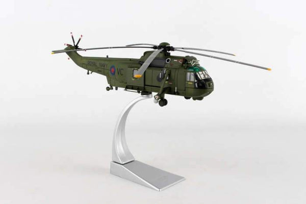 DW - CORGI ROYAL NAVY SEA KING DISPLAY PLANE 1/72 - My Parlor Room