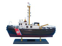 My Parlor Room - United States Coast Guard USCG Harbor Tug Model Boat 16 inch - My Parlor Room