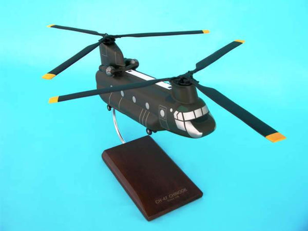DW - CH-47D CHINOOK DISPLAY AIRCRAFT 1/48 - My Parlor Room