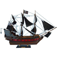 My Parlor Room - Blackbeard's Queen Anne's Revenge Model Pirate Ship Limited 24 inch - My Parlor Room
