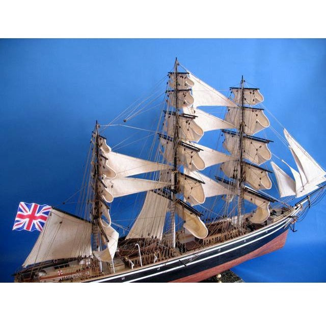 Model Ships - Cutty Sark Limited Model Ship 50 Inch