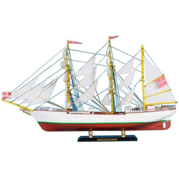 My Parlor Room - Danmark Limited Tall Model Ship 21 inch - My Parlor Room