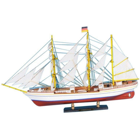 Model Ships - Gorch Fock Limited Tall Model Ship 21 Inch