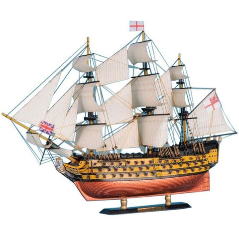 Model Ships - HMS Victory Limited Tall Model Ship 21 Inch